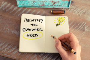 Kundenbedürfnisse